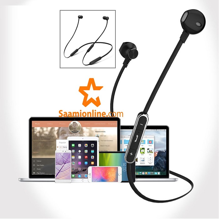 44a8d1a41de bluetooth headset wireless s earphones, For Mobile and Tablets –  Saamionline.com : Best Online Shopping Website in East Africa, Electronics,  Fashion, ...
